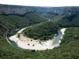 Ardèche Canyon Méandre