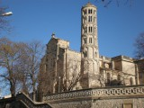 Uzes traditional Cathedrale ©Vpe