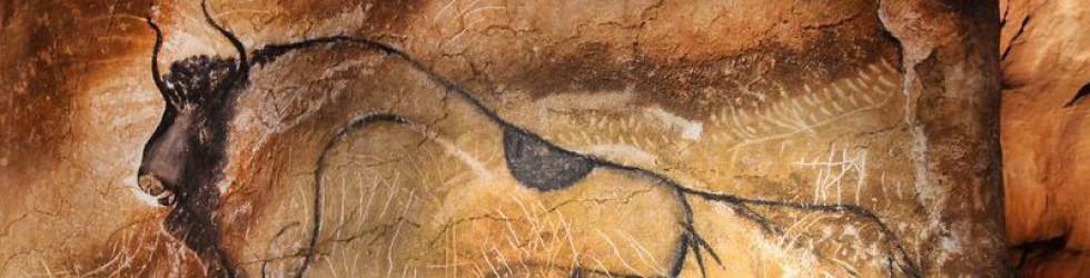 Caverne du Pont d\'Arc - bison©Patrick Aventurier.JPG