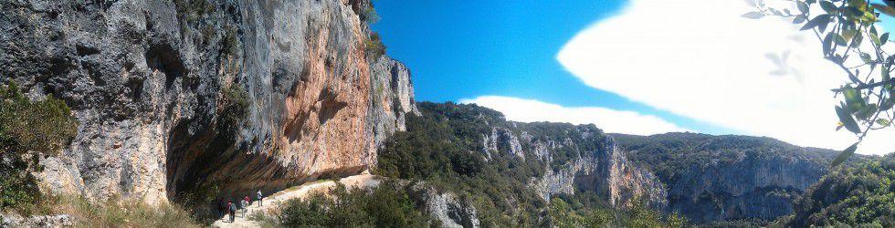 Caverne du Pont d\'Arc - PANO Cirque d\'Estre Grotte Chauvet©Pierre GERAULT