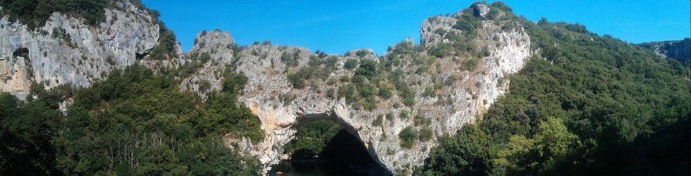 Caverne du Pont d\'Arc - PANO Pont d\'Arc©Pierre GERAULT