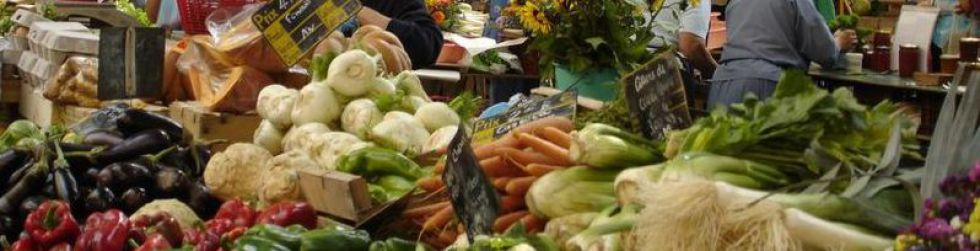 Exclusive Cooking - Provencal Market ©Mathsci
